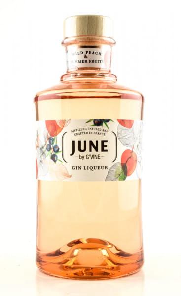 June by G' Vine Wild Peach Gin Liqueur 30%vol. 0,7l