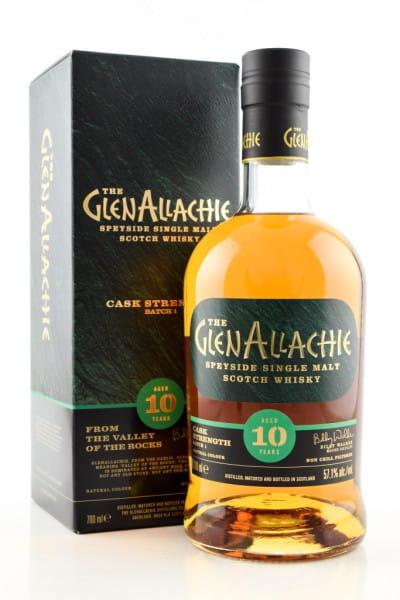 GlenAllachie 10 Jahre 54,8%vol. 0,7l