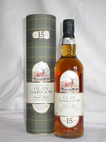 Glen Garioch 15 Jahre 43%vol. 0,7l