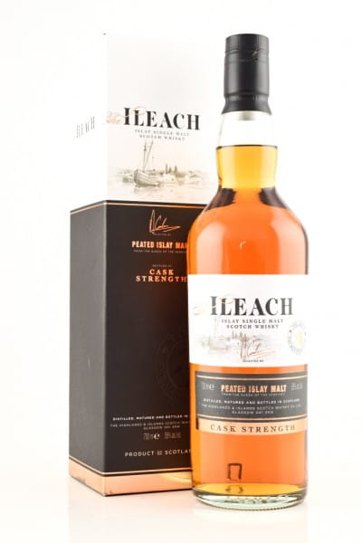 The Ileach Cask strength 58%vol. 0,7l