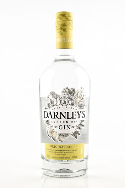 Darnley's View London Dry Gin 40%vol. 0,7l