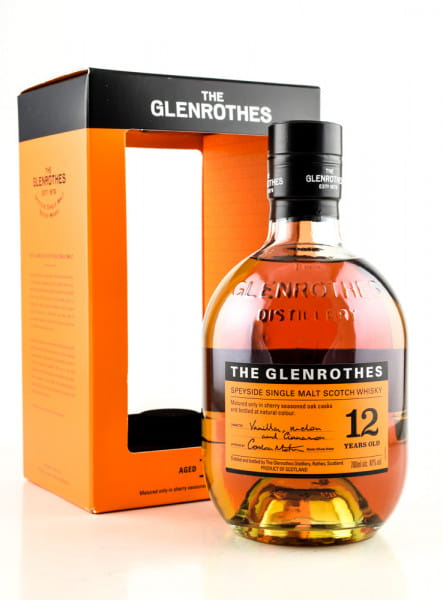 Glenrothes 12 Jahre 40%vol. 0,7l