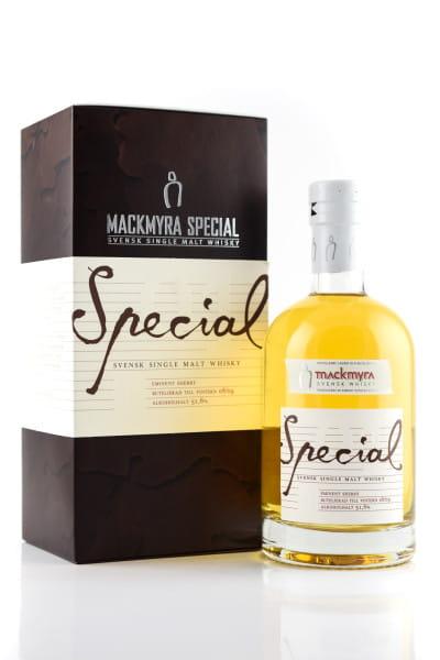 Mackmyra Special 01 Sherry Svensk Single Malt Whisky 51,6%vol. 0,7l
