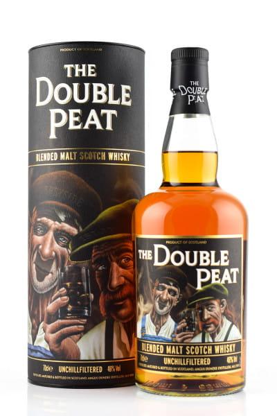 The Double Peat 46%vol. 0,7l