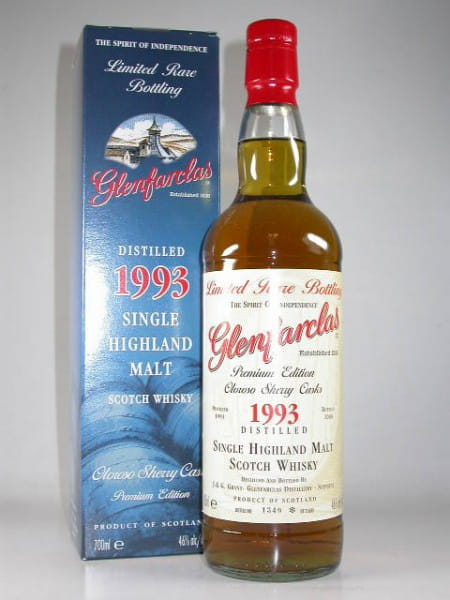 Glenfarclas 1993/2008 #2 Oloroso Sherry Casks 46%vol. 0,7l
