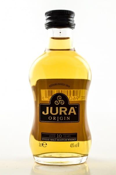 Jura 10 Jahre Origin 40%vol. 0,05l