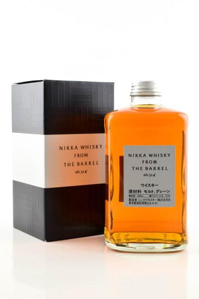 Nikka from the Barrel 51,4%vol. 0,5l