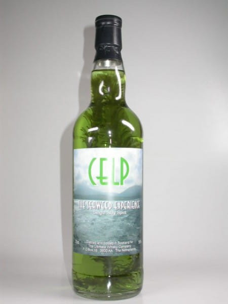 *CELP - The Seaweed Experience - Ultimate Whisky Co. 55%vol. 0,7l