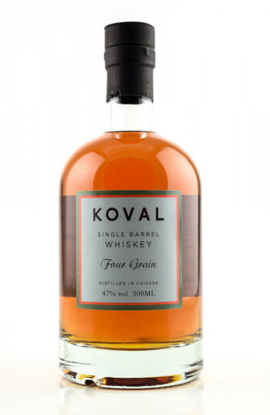 Koval Four Grain 47%vol. 0,5l