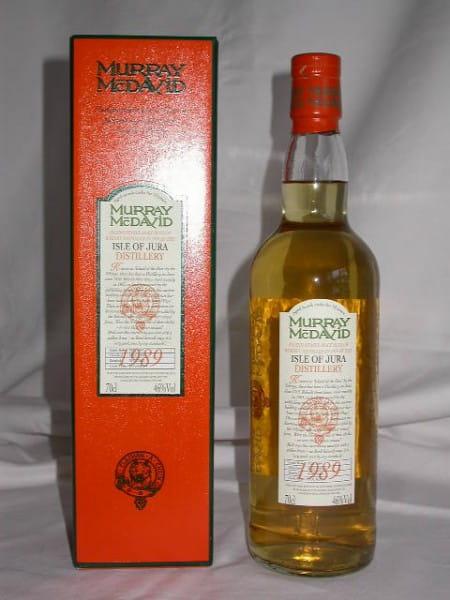 Jura 1989/2004 Bourbon Murray McDavid 46%vol. 0,7l