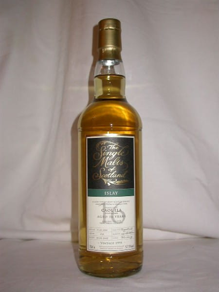 "Caol Ila 16 Jahre 1991/2007 ""The Single Malts of Scotland"" 57,5%vol. 0,7l"