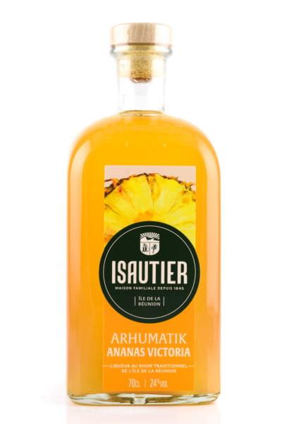 Isautier Arhumatik Ananas Victoria 24%vol. 0,5l