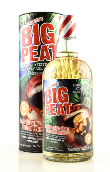 Big Peat Christmas Edition 2020 Douglas Laing 53,1%vol. 0,7l