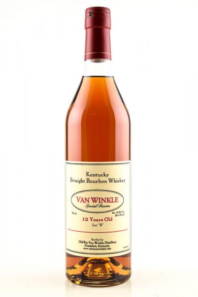 Old Rip van Winkle Special Reserve 12 Jahre 45,2%vol. 0,7l