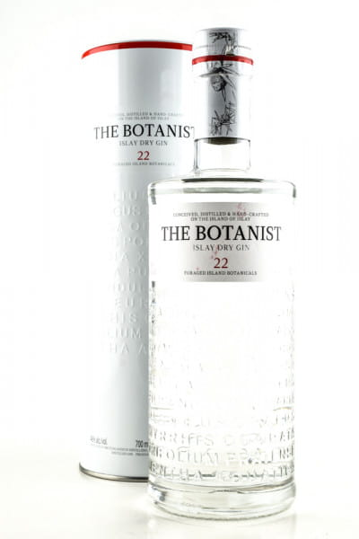 The Botanist - Islay Dry Gin 46%vol. 0,7l in Geschenkdose