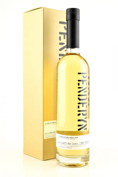 Penderyn ex-Jamaican Rum Single Cask R13 50%vol. 0,7l