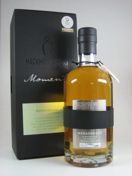 Mackmyra Moment Morgondagg Svensk Single Malt Whisky 51,1%vol. 0,7l
