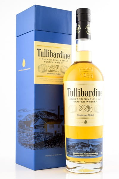 Tullibardine 225 Sauternes Finish 43%vol. 0,7l