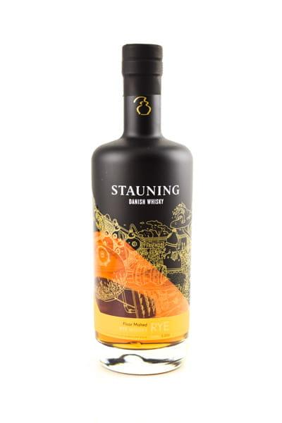 Stauning Rye Batch 03/2020 48%vol. 0,7l