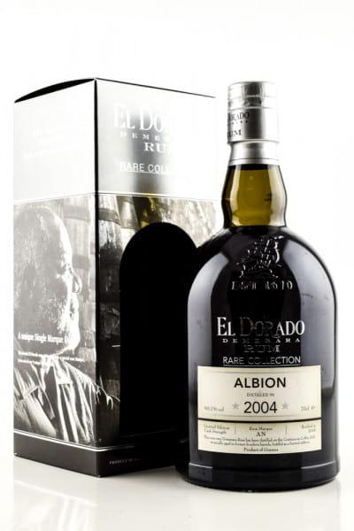 El Dorado Albion 2004/2018 Rare Collection 60,1%vol. 0,7l
