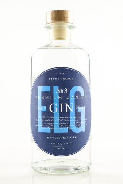 ELG No.3 Gin 57,2%vol. 0,5l