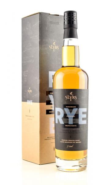 Slyrs Rye 41%vol. 0,7l