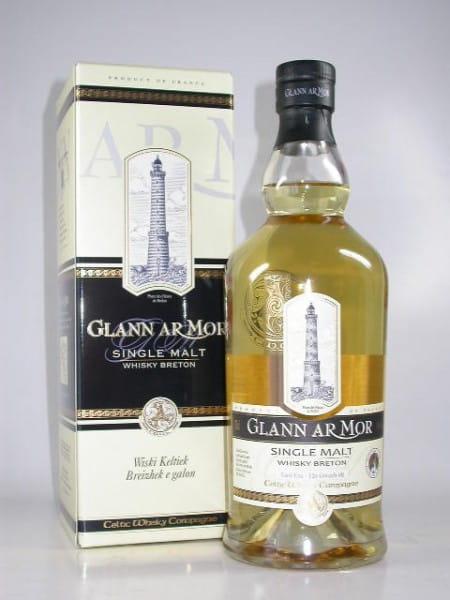 Glann Ar Mor Single Malt Whisky Breton 46%vol. 0,7l