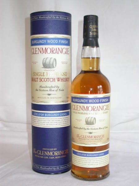 Glenmorangie Burgundy Wood Finish 43%vol. 0,7l