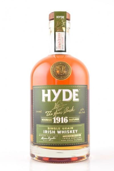 Hyde No. 3 The Aras Cask Single Grain 46%vol. 0,7l