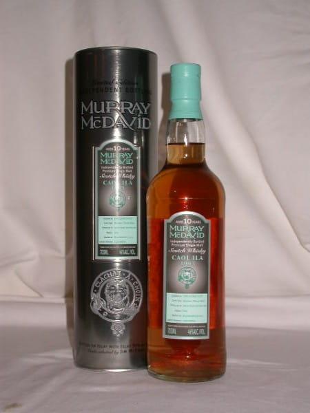 Caol Ila 1995/2005 Bourbon/Chenin Blanc Murray McDavid 46%vol. 0,7l