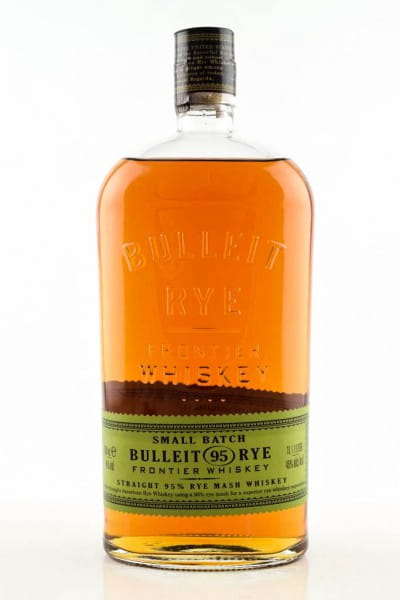 Bulleit 95 Rye Straight Rye Mash Whiskey 45%vol. 1,0l