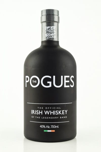 The Pogues Official Irish Whiskey 40%vol. 0,7l