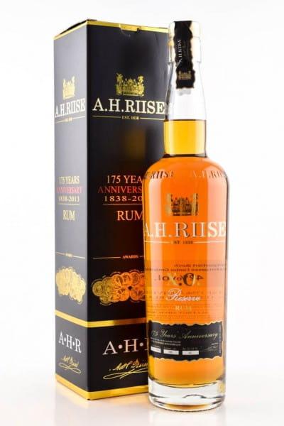 A.H. Riise XO Reserve 175th Anniversary  42%vol. 0,7l