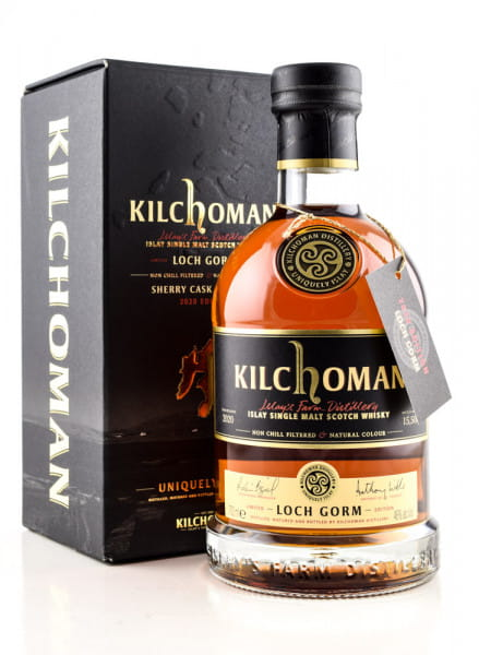 Kilchoman Loch Gorm 2021 Sherry Cask 46%vol. 0,7l