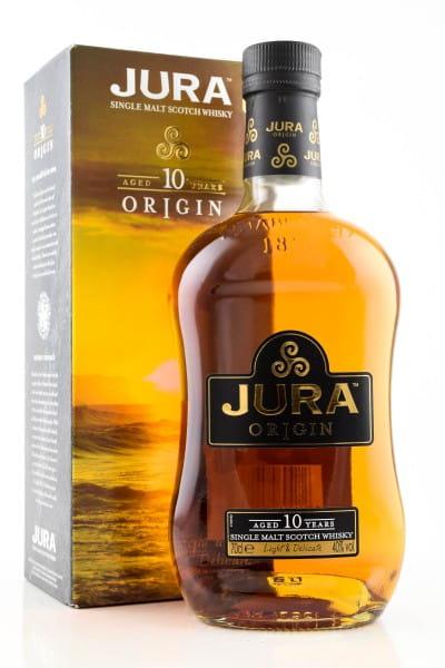 Jura 10 Jahre Origin 40%vol. 0,7l