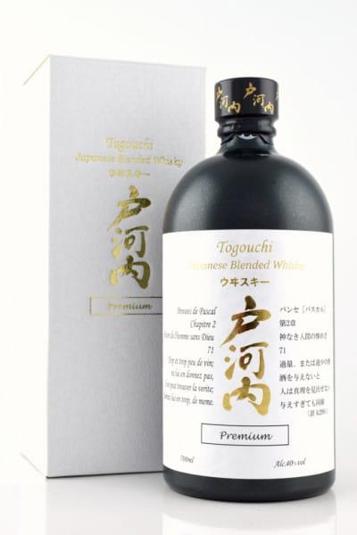 Togouchi Blended Whisky 40%vol. 0,7l