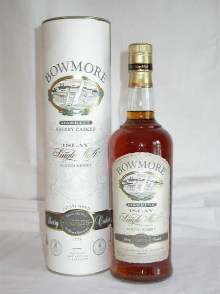 Bowmore Darkest Oloroso-Sherry Finish 43%vol. 0,7l