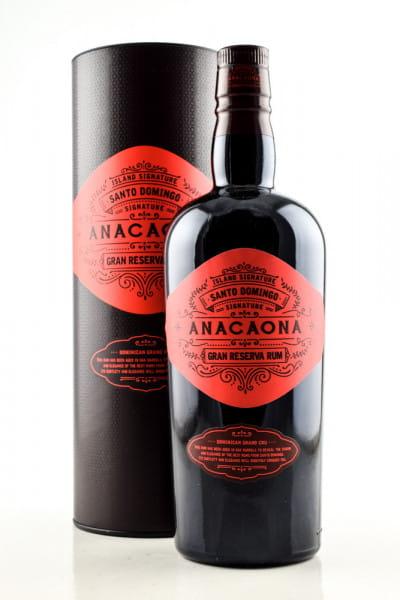 Anacaona Gran Reserva Rum 40%vol. 0,7l