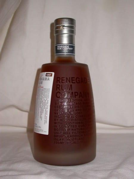 Panama Rum Don José-Pesé 1997/2007 Murray McDavid 46%vol. 0,7l