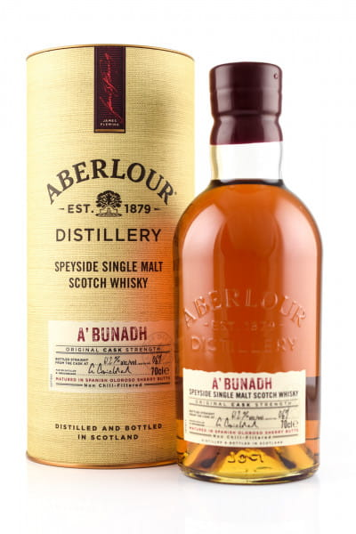 Aberlour a'bunadh Batch No. 69 61,2%vol. 0,7l
