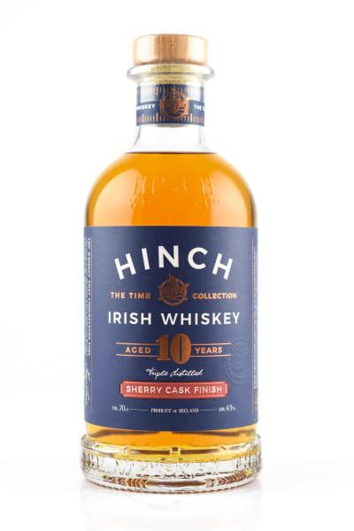 Hinch 10 Jahre Sherry Finish 43%vol. 0,7l