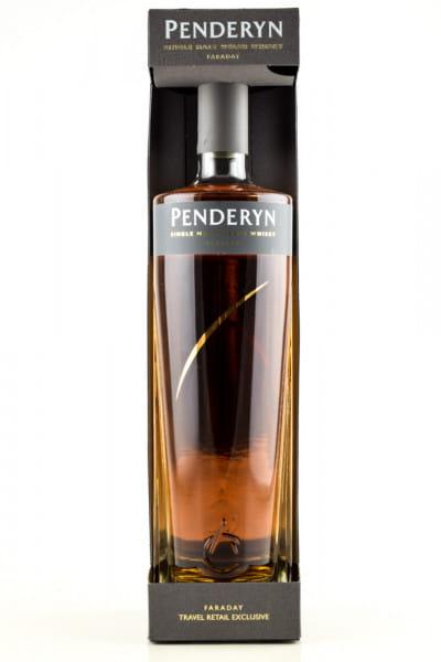 Penderyn Faraday 46%vol. 0,7l