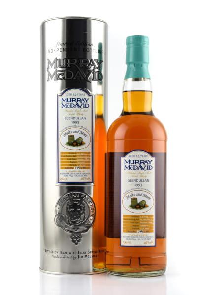 Glendullan 1993/2007 Malts and More-Bottling 46%vol. 0,7l