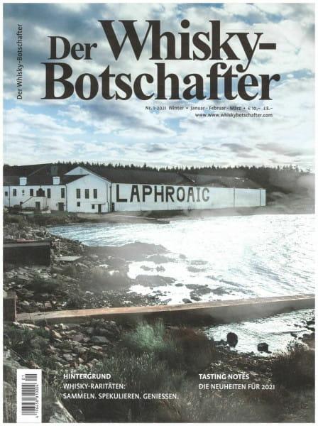 Der Whisky-Botschafter Heft 2021/1 Winter