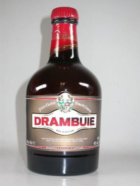 Drambuie Whisky Liqueur 40%vol. 0,7l - alte Ausstattung