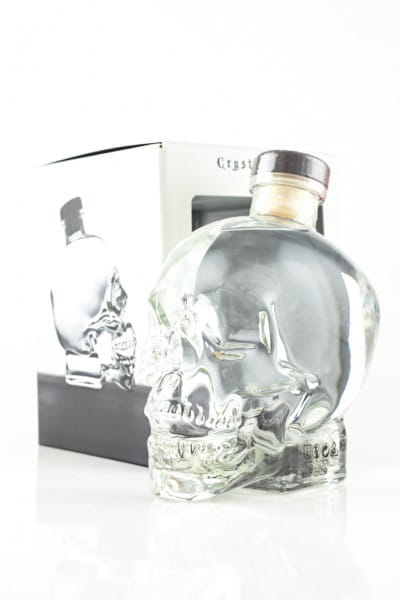 Crystal Head Vodka 40%vol. 0,7l