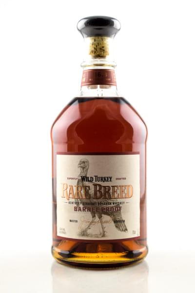 Wild Turkey Rare Breed Barrel Proof 58,4%vol. 0,7l