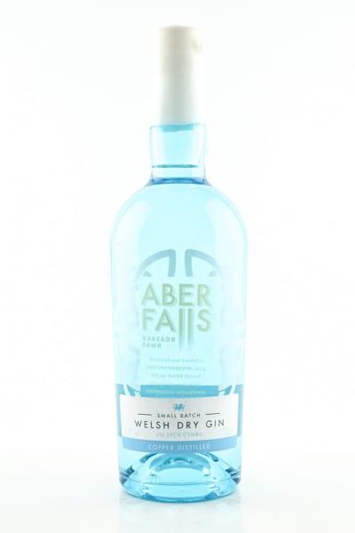 Aber Falls Welsh Dry Gin 41,3%vol. 0,7l