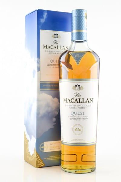 Macallan Quest 40%vol. 0,7l