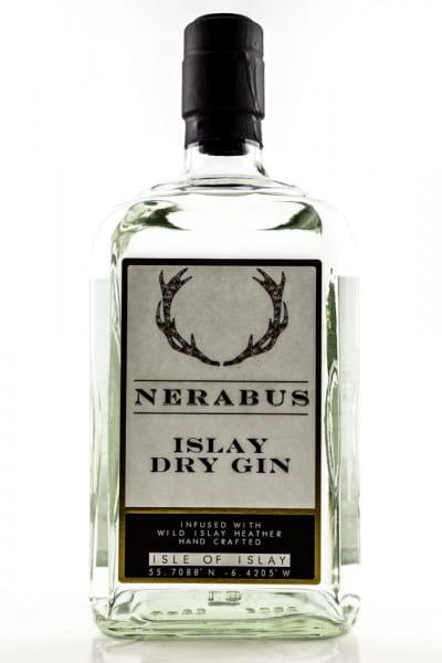Nerabus Islay Dry Gin 42%vol. 0,5l